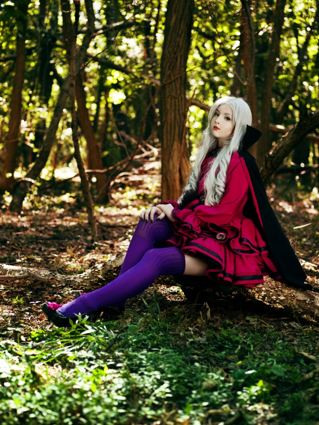 Vlad The Impaler Eiyuu*Senki eiyu * senki princess * war hero cosplay