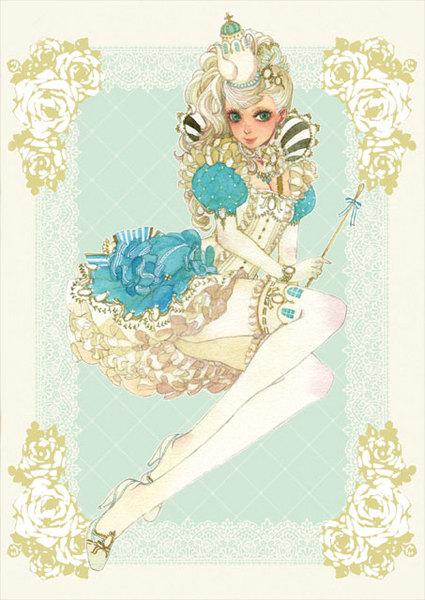 Sakizo Artwork group Tumblr_lsp3m93d0d1qdv8xuo1_500