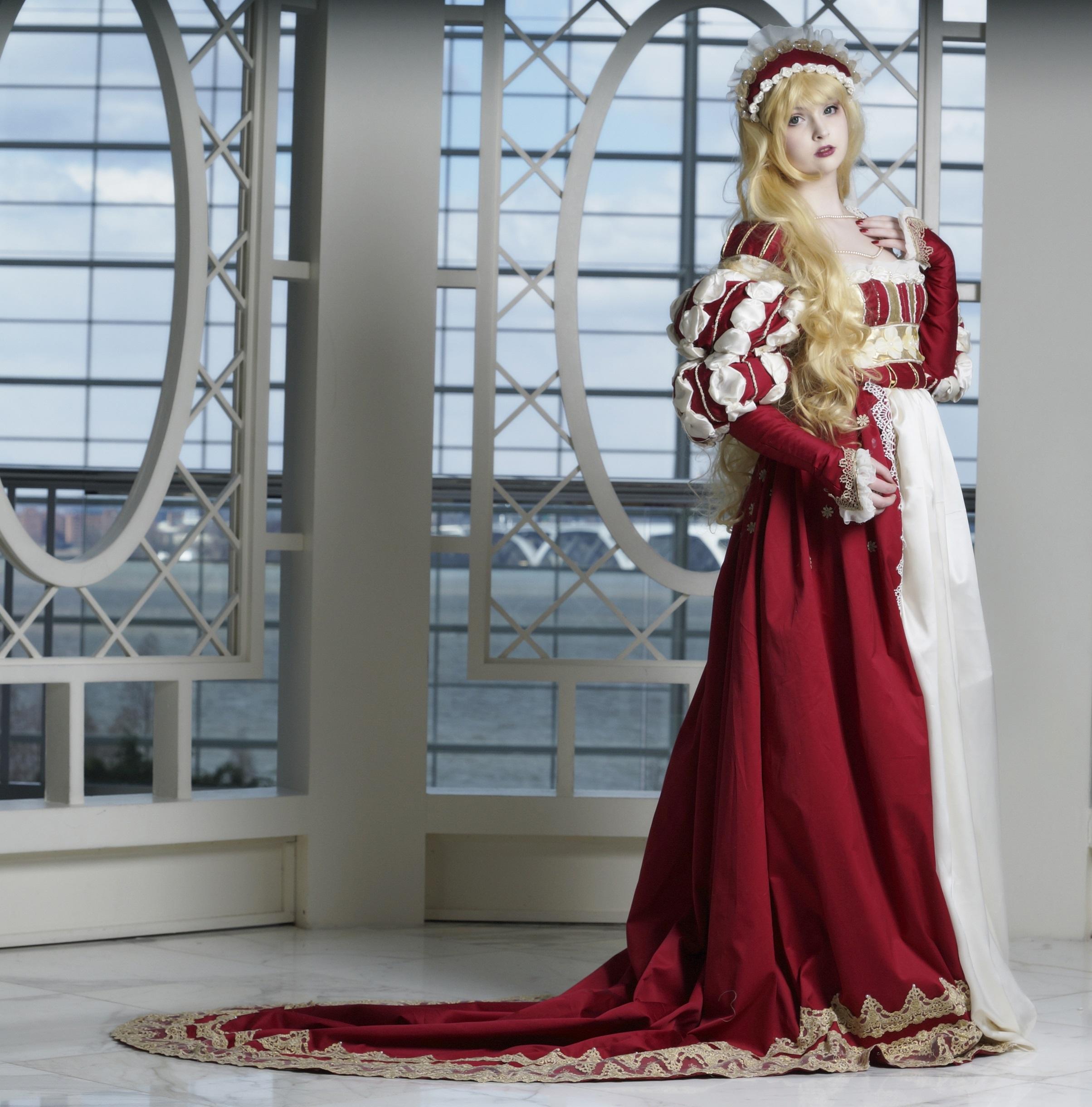 Sakizo Inspired Renaissance Gown – Angela Clayton\'s Costumery ...
