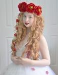 Diaphanous Flower Dress, PartTwo