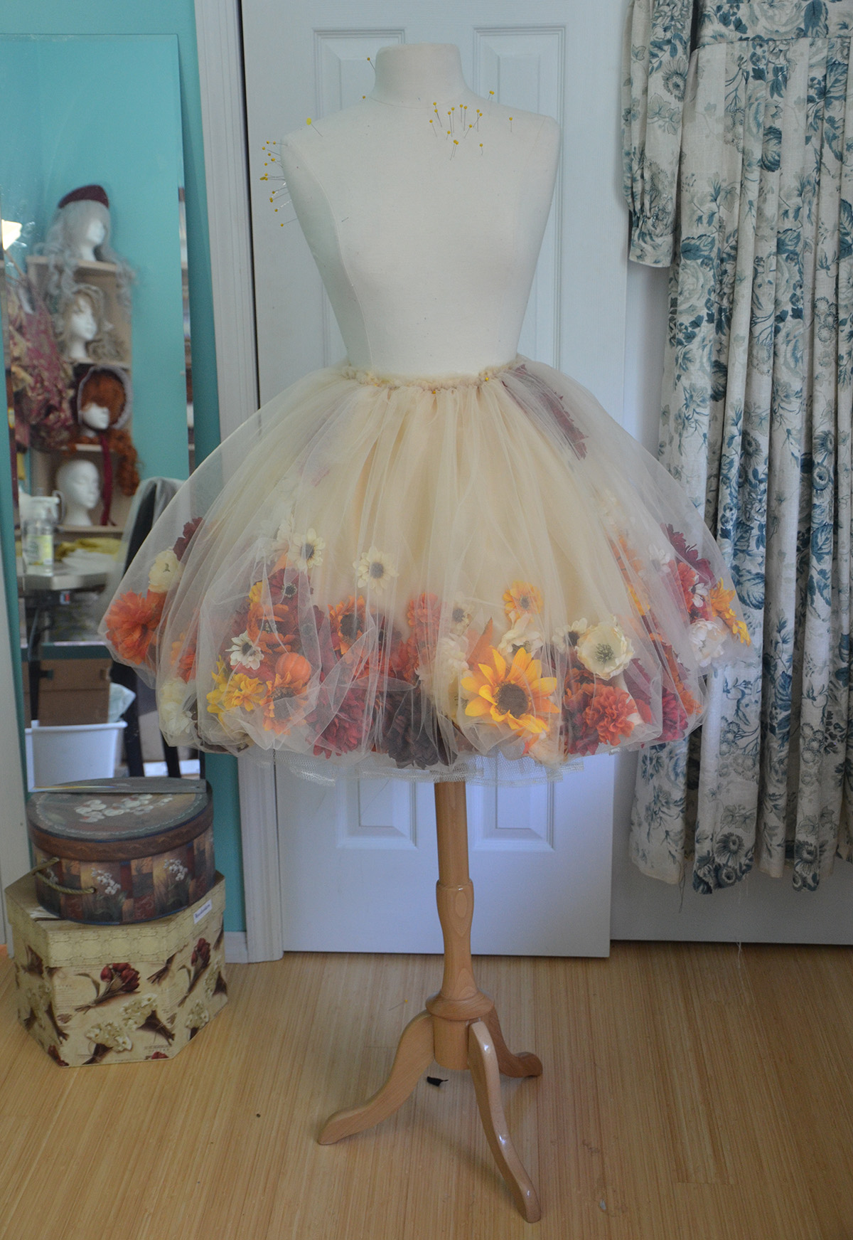 Making A Fall Flower Fairy Part One Angela Clayton S