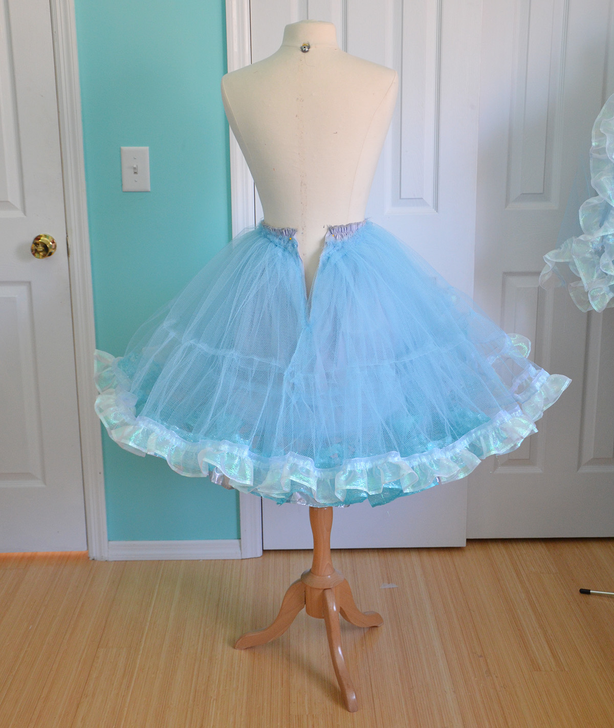 How to sew a petticoat 31