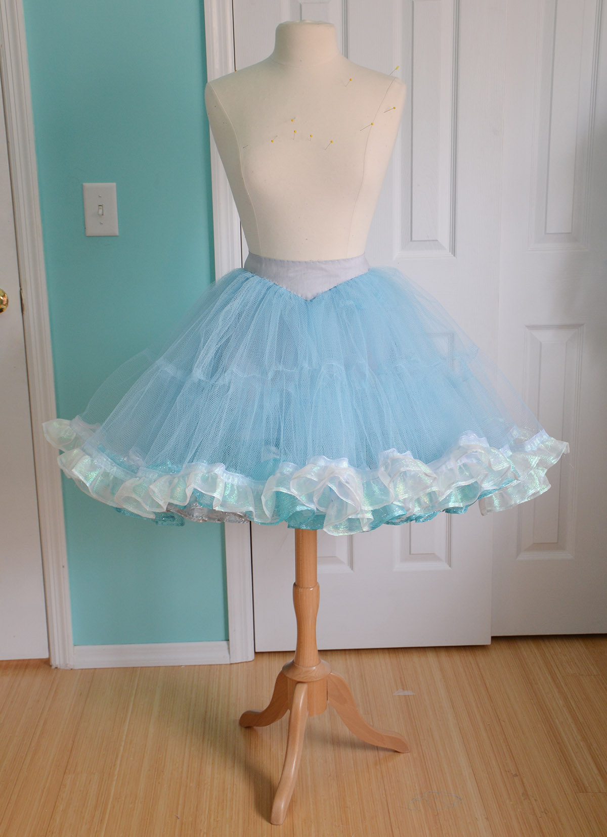 Fabric for making a petticoat?