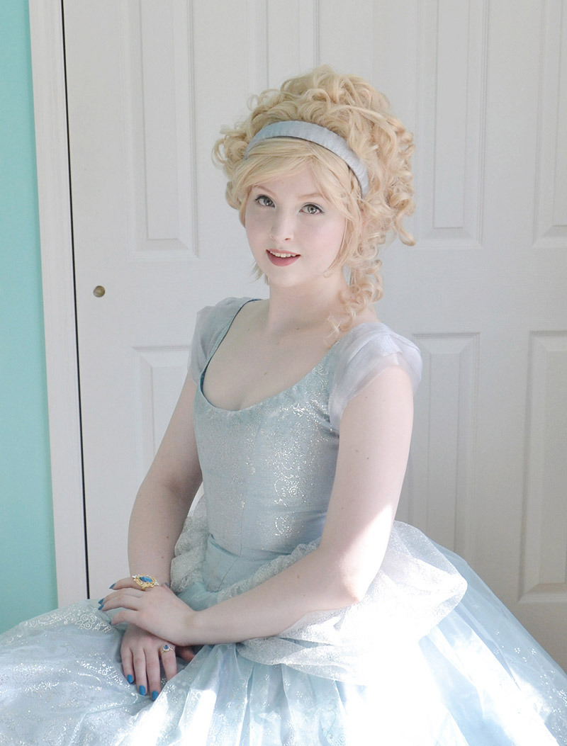 Pretty Angel Fashion Dress