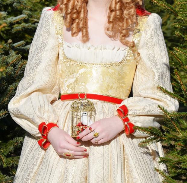 Gold Dress Resize Angela Clayton