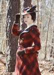 Making an 1890's Plaid Walking Ensemble, Part Four