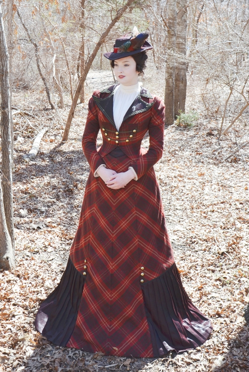 Plaid_1890s_Angela Clayton