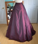 Making a Taffeta Dress, 1890's Inspired, Part Two