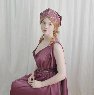 Angela Clayton Grecian 1