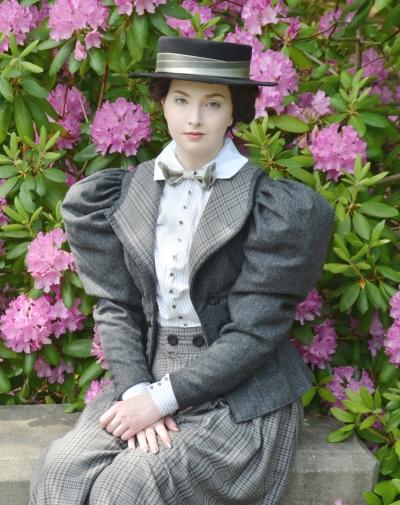 Angela Clayton, Cycling Costume resize-6705
