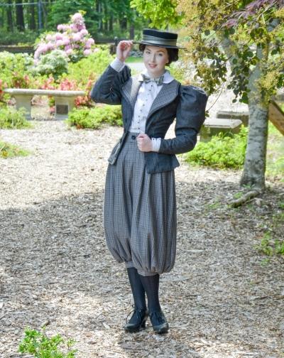 Angela Clayton, Cycling Costume resize-6738