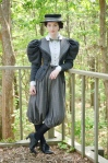 Cycling Costume 1890's,Photos