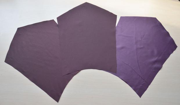purple taffeta -0824