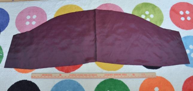 purple taffeta -0825