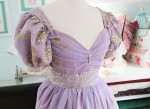 Making a Rapunzel Inspired 1820's Dress, Part Two