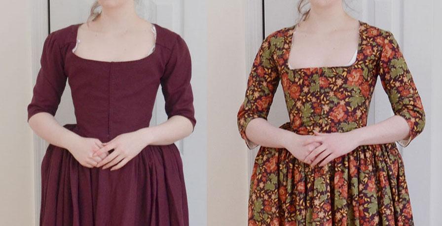 18th century – Angela Clayton\'s Costumery & Creations